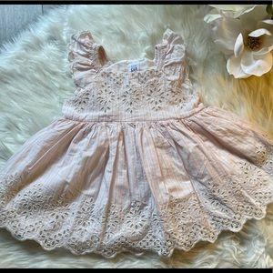 Baby Gap Girl's Sz 12-18 Months Dress Stripes